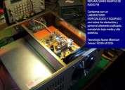Reparacion de equipos de radios de fm