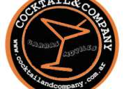 Cocktail and company eventos
