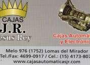 cajas de transmission automatica 01146990917 (jr.cajas)