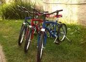 Armadores de bicicletas y / o ruedas se ofrecen