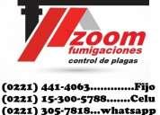 Fumigador las 24 hs (zoom fumigaciones)