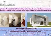 Arquitectura  integral vinka obras remodelaciones viviendas stands renders planos