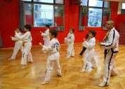 Taekwondo itf kids niÑos y niÑas clases virtuales