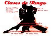 Clases de tango para principiantes!
