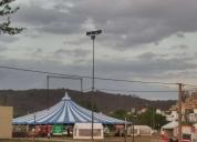 Alquiler de excelente carpas de circos, capital federal