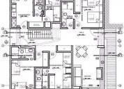 Planos municipales - construcciones