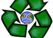 Recicladora sipel compra papel a domicilio