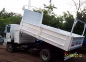 Fabricación de cajas volcadoras con equipo hidraulico,contactarse.