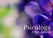 Psicoanalálisis. atención a adolescentes, adultos,contactarse.