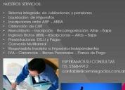 Asesoramiento contable, contactarse