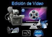 Edición de video digital socialero, publicitario
