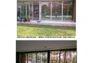 Oportunidad! cortina metalica (3 x 3) 4736, chubut