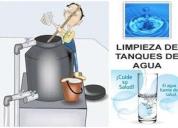 Oportunidad! limpieza y desinfección de tanques de agua, paraná