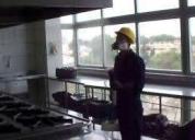 Desinfecciones escuelas colegios galpones