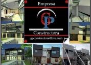 Empresa gp constructora, contactarse.
