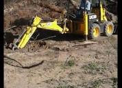 Limpieza de terrenos, las heras