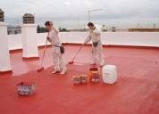 Impermeabilizacion de techos córdoba humedades