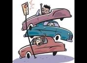 Accidente de transito, contactarse