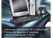 Reparación de notebooks, netbooks, ps3, xbox