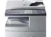 Servicio técnico fotocopiadoras samsung,contactarse.