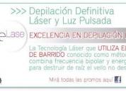 Depilación definitiva laser e