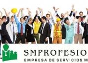 Servicios médicos para empresas.