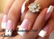 Belleza de manos en quilmes salón de belleza