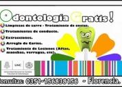 Odntologuia gratis,aporvecha ya!  córdoba