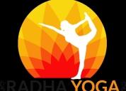 Clases de hatha yoga, capital federal