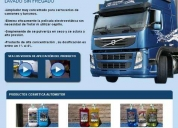 Geochem - productos para lavaderos de autos, hurlingham
