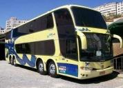 Alquilar bus turístico