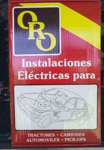 Instalaciones Electricas para Pick Ups