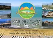 Visitas guiadas mdp. guias de turismo en mar del plata
