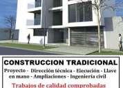 Construcciones de obras.