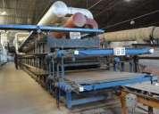 Vendo equipos para fabricaciÓn de ladrillos