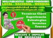 Pyp. pagina y publicidad.  mega publicistas, super vendedores, ultra posicionamiento.
