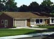 Excelente casas de madera