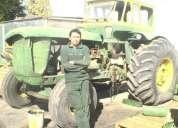 Oportunidad! servicio mecanico agricola, mendoza
