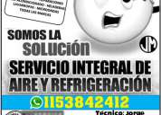 Reparacion y colocacion de aire acondicionado/electricidad