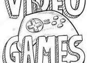Video juegos en pantalla gigante animaciÓn