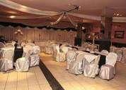 Excelente salón de fiestas casamientos flores cap, buenos aires