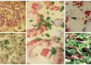 Servicio pizza party capital federal salones eventos