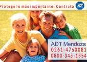 Adt mendoza 0261-4760081 - 0$ instalación!!!