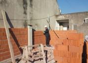 Obras civiles remodelaciones  refacciones  obra nueva