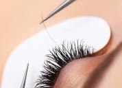 Extensiones de pestaÑas pelo a pelo y grupales