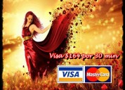 Videncia y tarot por visa para toda argentina. visa $131 por 20 minutos.