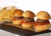 Fiesta de hamburguesas