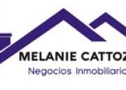 Inmobiliaria melanie cattozzo | negocios inmobiliarios