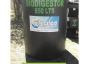 Fabrica de biodigestores para efluentes clocales