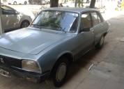 Peugeot 504 nafta 1987 al dia 29000 pesos